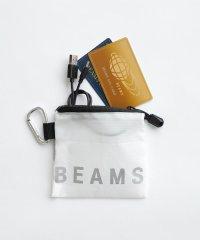 BEAMS / ナイロン ポーチ S