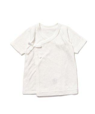 smile cotton×こども ビームス / 短肌着 (50~60cm)