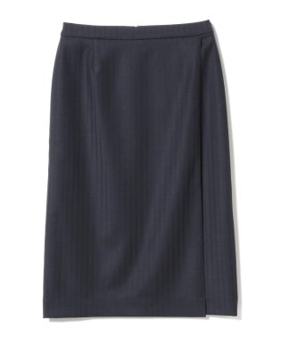 Demi-Luxe BEAMS / シャドーストライプスカート