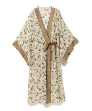 GHOSPELL / フラワー キモノ ドレス