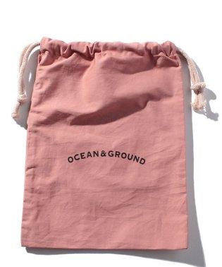 コットン巾着中  O&G
