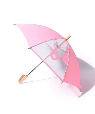こども ビームス / 窓つき bロゴ 傘 (40~50cm)