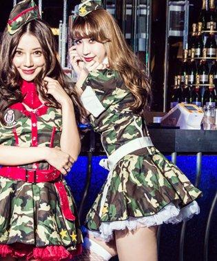 costume【コスチューム】コスプレ/アーミーレジェンド