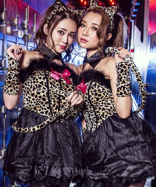costume【コスチューム】コスプレ/セクシー豹(ヒョウ)アニマル