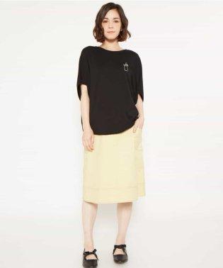 HECHIZO color カラーコットンスカート