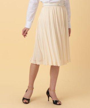 ポリエステル楊柳スカート