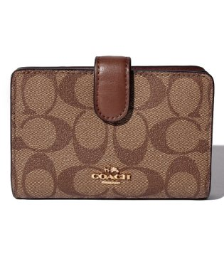 COACH OUTLET F23553 IME74 二つ折財布