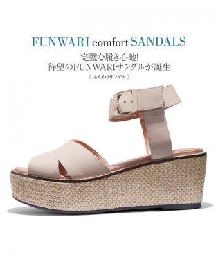 【マガジン掲載】FUNWARI サンダル(検索番号D76)