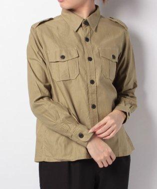 【serra Retreat】コットンワークシャツ