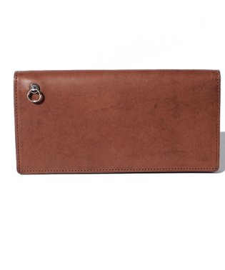 SKINNY LONG WALLET BRN