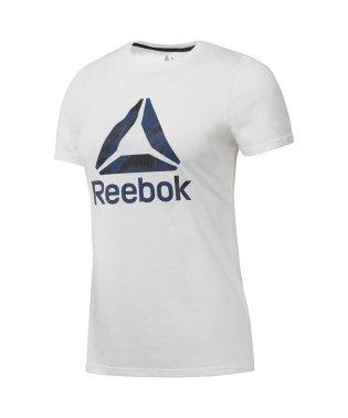リーボック/レディス/WOR DELTA ロゴ グラフィック ショートスリーブTシャツ