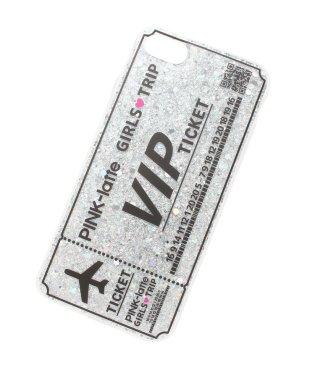チケットラメiPhoneケース