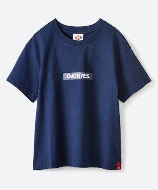 Dickies別注 ワイドボトムスと相性がいいボックスロゴTシャツ