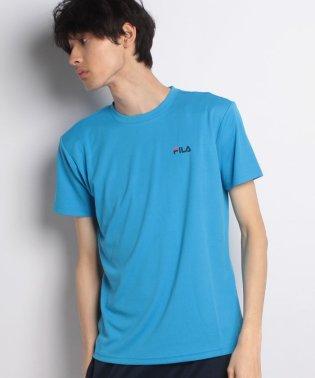 FILAPEメッシュ ワンポイントTシャツ