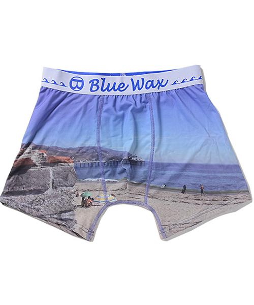 BlueWax【ブルーワックス】The sea and the bridge ボクサーパンツ
