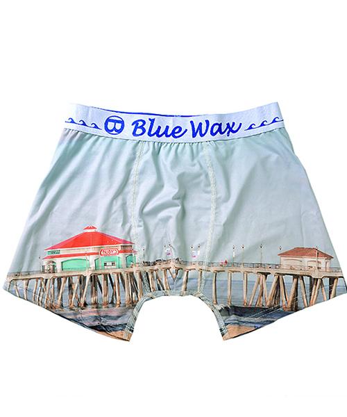 BlueWax【ブルーワックス】A beachside restaurant ボクサーパンツ