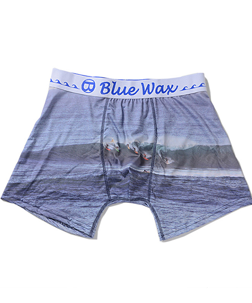 BlueWax【ブルーワックス】Men of surfing ボクサーパンツ