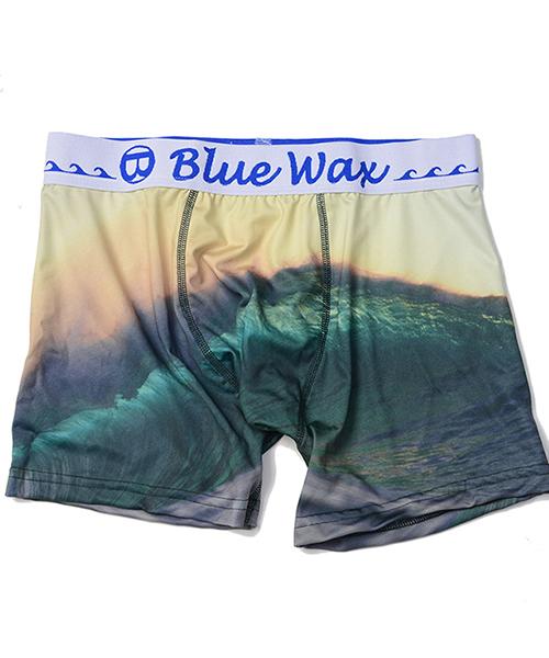 BlueWax【ブルーワックス】Green wave ボクサーパンツ
