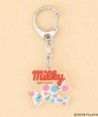 【ROPE' PICNIC KIDS】【milky】ペコキーホルダー