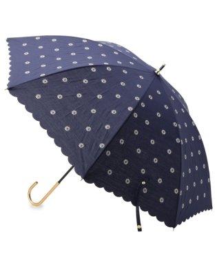 デイジー刺繍長傘