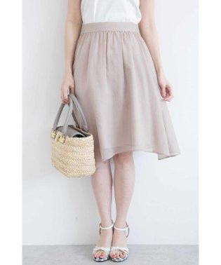 ★【CanCam  7月号掲載】ブライトスパンボイルスカート