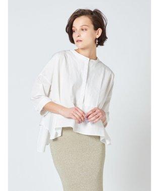 【emmi atelier】ボリュームドレスシャツ
