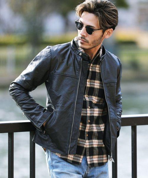 メンズ ライダース ジャケット ライダースジャケットのおすすめメンズブランド24選。人気モデルもご紹介
