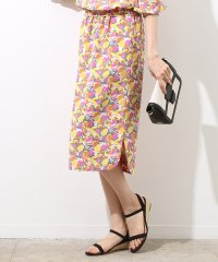【セットアップ対応商品】リバティギャザータイトスカート