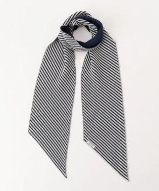 Wフェイスアスコットスカーフ