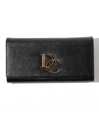 DRESSCAMP (ドレスキャンプ)  ロゴプレートロングウォレット/財布