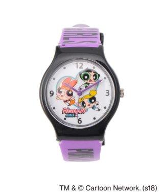 PINK-latte×パワーパフ ガールズ 時計