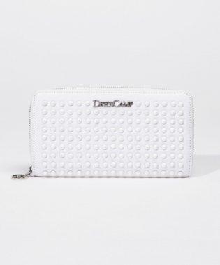 DRESSCAMP (ドレスキャンプ) TRIANGULAR スタッズラウンドジップウォレット/長財布