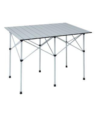 アルパインデザイン/2WAY アルミロールテーブル 70X106