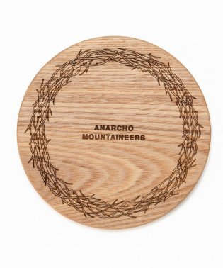 Moutain Reserch  / マウンテンリサーチ : AnarchoCups 020 Wood Lid