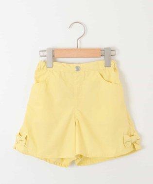 [140-150]裾リボン付ショートパンツ