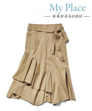 【亜希さん着用】タンブラーチノ フレアスカート(検索番号G28)