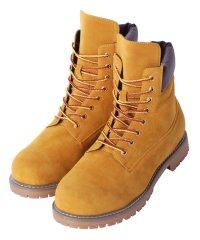 フェイクスエードワークブーツ / ワークブーツ ブーツ スエード スウェード ショート ショートブーツ