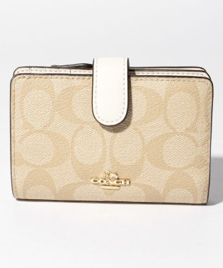 COACH OUTLET F23553 IMDQC 2つ折財布