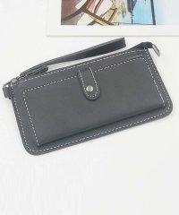 長財布 レディース 薄い財布 小銭入れあり 携帯も入る財布 大容量 カード収納