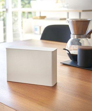 コーヒーペーパーフィルターケースタワーホワイト