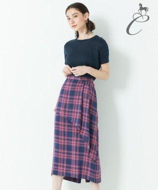 【Class Lounge】LYRIA CHECK スカート