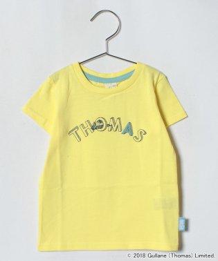 【きかんしゃトーマス】ロゴTシャツ