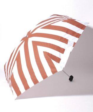 【CASSELINI】ストライプ折り畳み傘