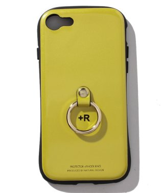 〈+R〉PROTECTOR +FINGER RING Case(衝撃吸収タイプ)