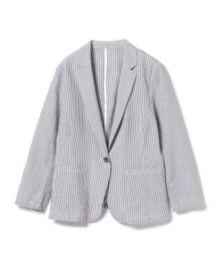 【洗える】Demi-Luxe BEAMS/ CANCLINI シャツジャケット