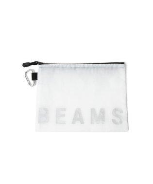 BEAMS / ナイロン ポーチ M