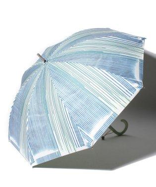 日傘estaa×naniiROTextile/エスタ×ナニイロテキスタイル晴雨兼用長傘遮光SaaaaSaaarondo