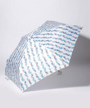 雨傘estaa×mt折りたたみ傘(UV)レイヤースクエア