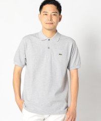 LACOSTE:【L1264AL】ヘザー ポロシャツ