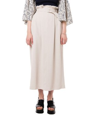BELT TUCK SKIRT